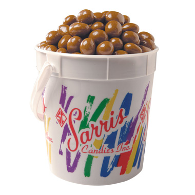 Chocolate Covered Raisin Pail