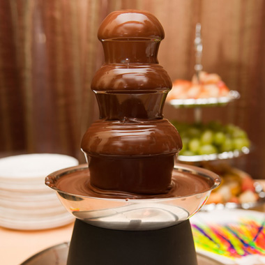Fountain Chocolate