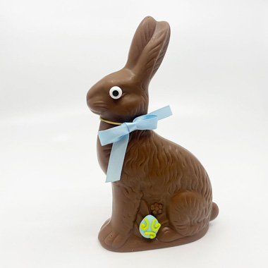 Bunny Semi-Solid Chocolate