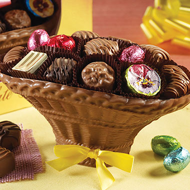 Chocolate Gift Basket 20 oz.
