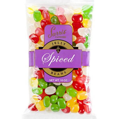 Jelly Beans Spiced
